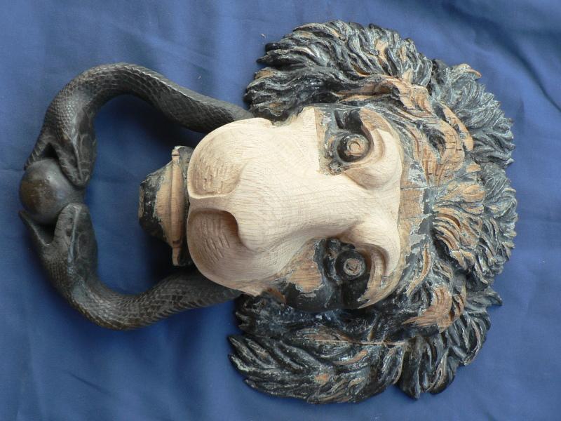 tete de lion